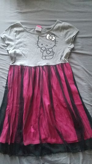 Hello Kitty girls dress for Sale in Rialto, CA