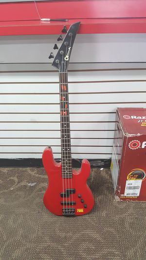 1987 Jackson 4 String Bass Guitar electric model 2b for Sale in Baltimore, MD