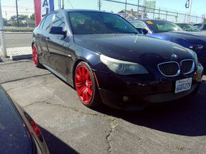 2008 BMW 5 Series for Sale in Fresno, CA