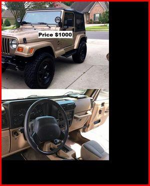 ֆ1OOO Jeep Wrangler for Sale in San Francisco, CA