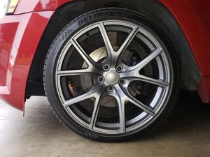 Jeep srt8 wheels for Sale in Chino, CA