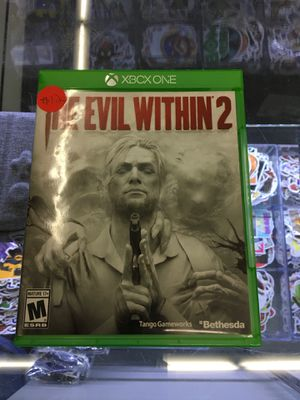 The Evil Within 2 - Xbox One for Sale in San Bernardino, CA