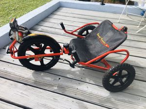 Awesome Road Runner Blitz Trike Recumbent Bicycle for Sale in Merritt Island, FL