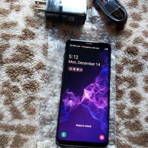 Unlocked Samsung Galaxy S9 128gb for Sale in Oakland, CA