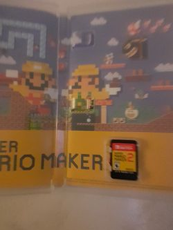Mario Maker 2 for Sale in Costa Mesa,  CA