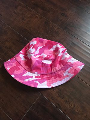 Pink Camo Bucket Hat for Sale in Las Vegas, NV