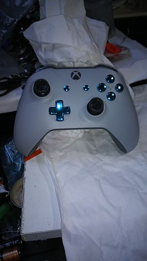 Brand new Xbox ones. Custom buttons for Sale in Bakersfield, CA