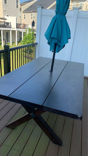 Deck table for Sale in Elkridge, MD