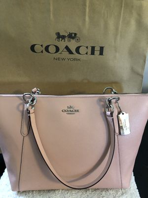 New Original Coach handbag with tags for Sale in Rockville, MD