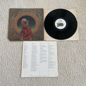 "Grateful Dead ""Blues For Allah"" vinyl lp 1975 Grateful Dead Records Original Terre Haute Pressing beautiful glossy like new vinyl Rock for Sale in Laguna Niguel, CA"