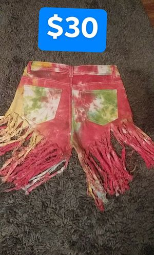 Fringed Booty Shorts for Sale in Las Vegas, NV