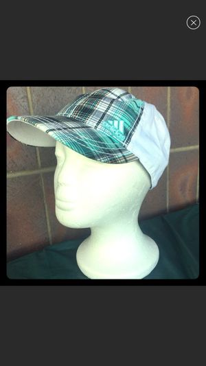 Women's Plaid Adidas Hat for Sale in Denver, CO