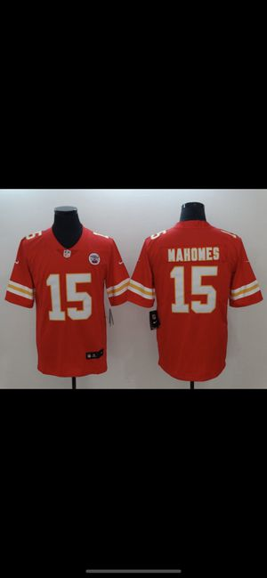 Chiefs Mahomes Jersey Size M, L, 2XL, 3XL for Sale in Atchison, KS