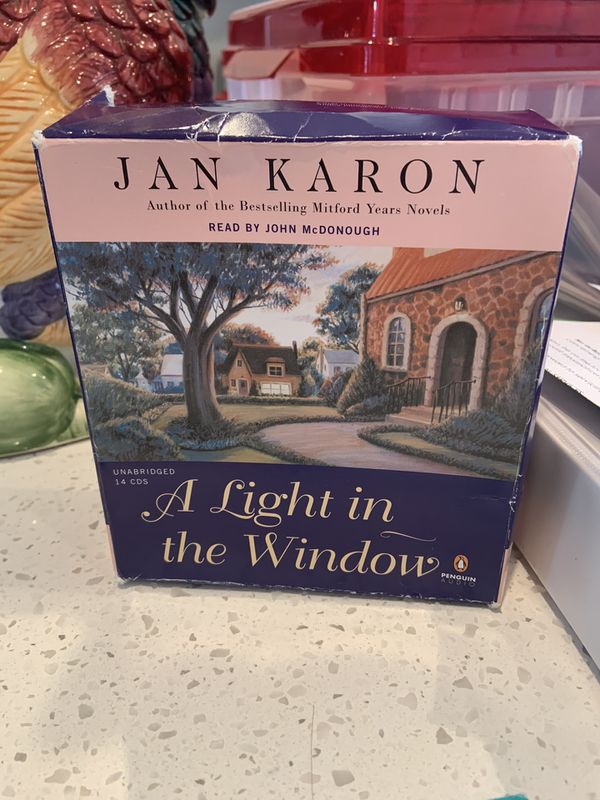 A Light in the Window 14CD book by Jan Karon
