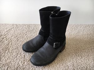 UGG Women's Kiings Buckle Lined Boots, Size 7 for Sale in Silver Spring, MD