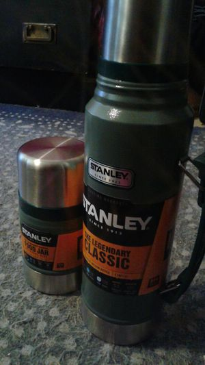 Stanley Legendary Classic Vacuum Bottle & Food Flask for Sale in Portland, OR