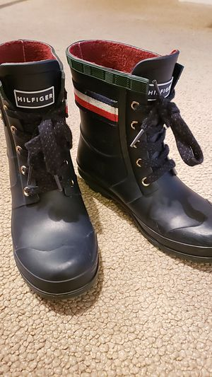 Hilfiger Rain boots for Sale in Bethesda, MD