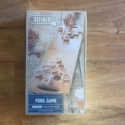 Wooden Beer Pong Game  for Sale in Clovis, CA