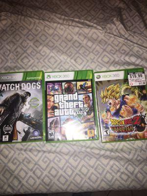 Xbox360 Games for Sale in Lauderhill, FL
