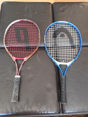 Tennis rackets (HEAD & PRINCE) for Sale in Gaithersburg, MD
