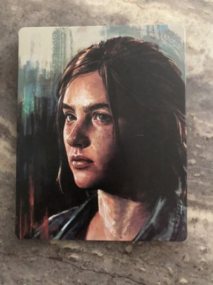 The last of us part 2 special edition PS4 game for Sale in Fresno, CA