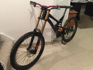 2017 Intense M16 downhill bike for Sale in McMurray, PA