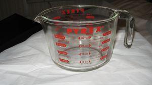 1 QUART PYREX MEASURING for Sale in Hemet, CA