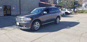 2015 Dodge Durango Citadel for Sale in North Highlands, CA