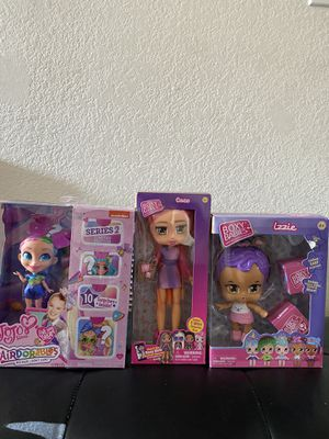 Doll Toy Bundle $7.00 !!! for Sale in Bountiful, UT