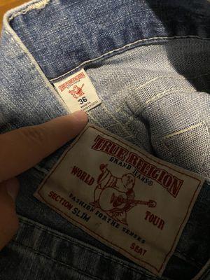True Religion Slim Jeans for Sale in Hampton, VA