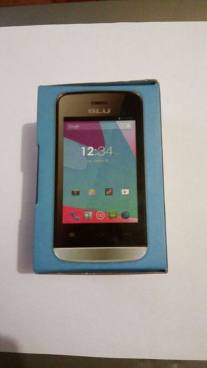 Blu Neo 3.5 Dual Sim phone plus 32gb SD card for Sale for sale  Bronx, NY