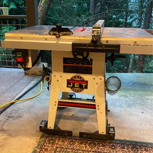 "Jet 10"" Table Saw Gold Series for Sale in Lynnwood, WA"