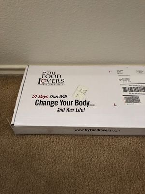 The food lovers diet for Sale in Helotes, TX
