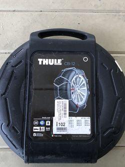 Thule/Konig CB-12 102 Tire Chains for Sale in Leavenworth,  WA