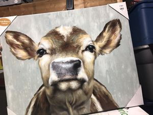 Cow picture for Sale in Lancaster, OH