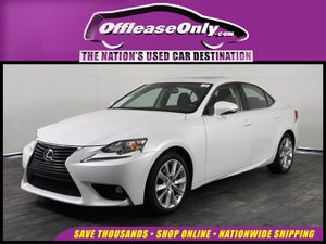 2016 Lexus IS for Sale in Miami, FL