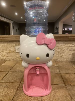 Hello kitty water dispenser for Sale in Los Angeles, CA