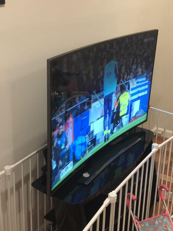 "shadow on top of the screen!! Samsung Curved 4K UHD Smart TV 55"" un55hu7250"