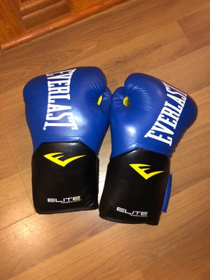 EverLast boxing gloves for Sale in Concord, CA