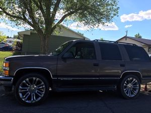 1998 Chevy Tahoe for Sale in Antelope Hills, WY