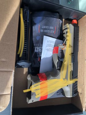 """Nerf"" Airsoft gun. Heckler & Koch HK VP9 (gas) for Sale in Altadena, CA"