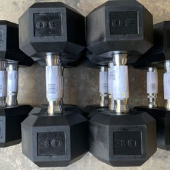 30 Lb Dumbbell Set for Sale in San Diego,  CA