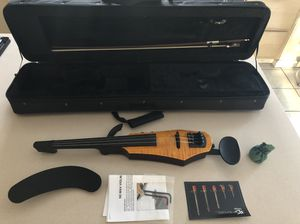 Electric Violin - NS Design Wave 4 for Sale in Takoma Park, MD