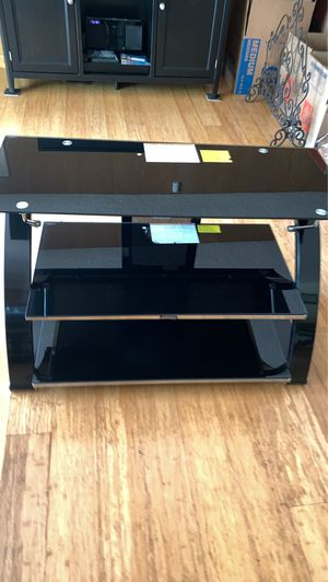 Black TV Console for Sale in Hacienda Heights, CA