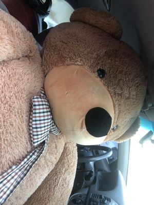 Big huge teddy bear for Sale in Tamarac, FL