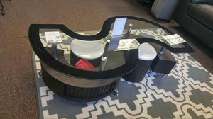 Brand new coffee table with ottoman for Sale in Portland, OR