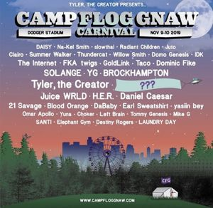 Camp Flog Gnaw ticket for Sale in Redondo Beach, CA