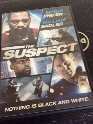 The suspect DVD for Sale in Seattle, WA