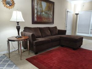 Section couch for Sale in Alpharetta, GA