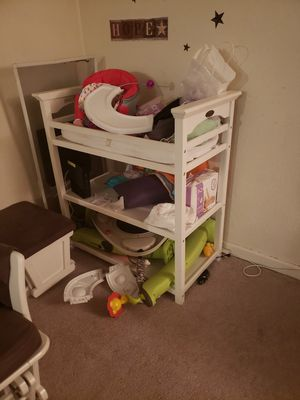 Changing table! for Sale in Everett, WA